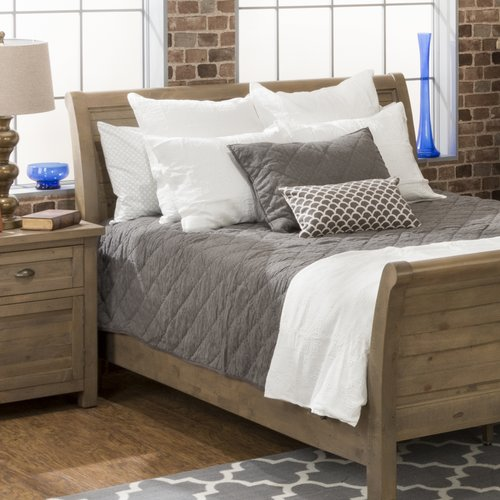 Jofran Slater Mill Wood Headboard