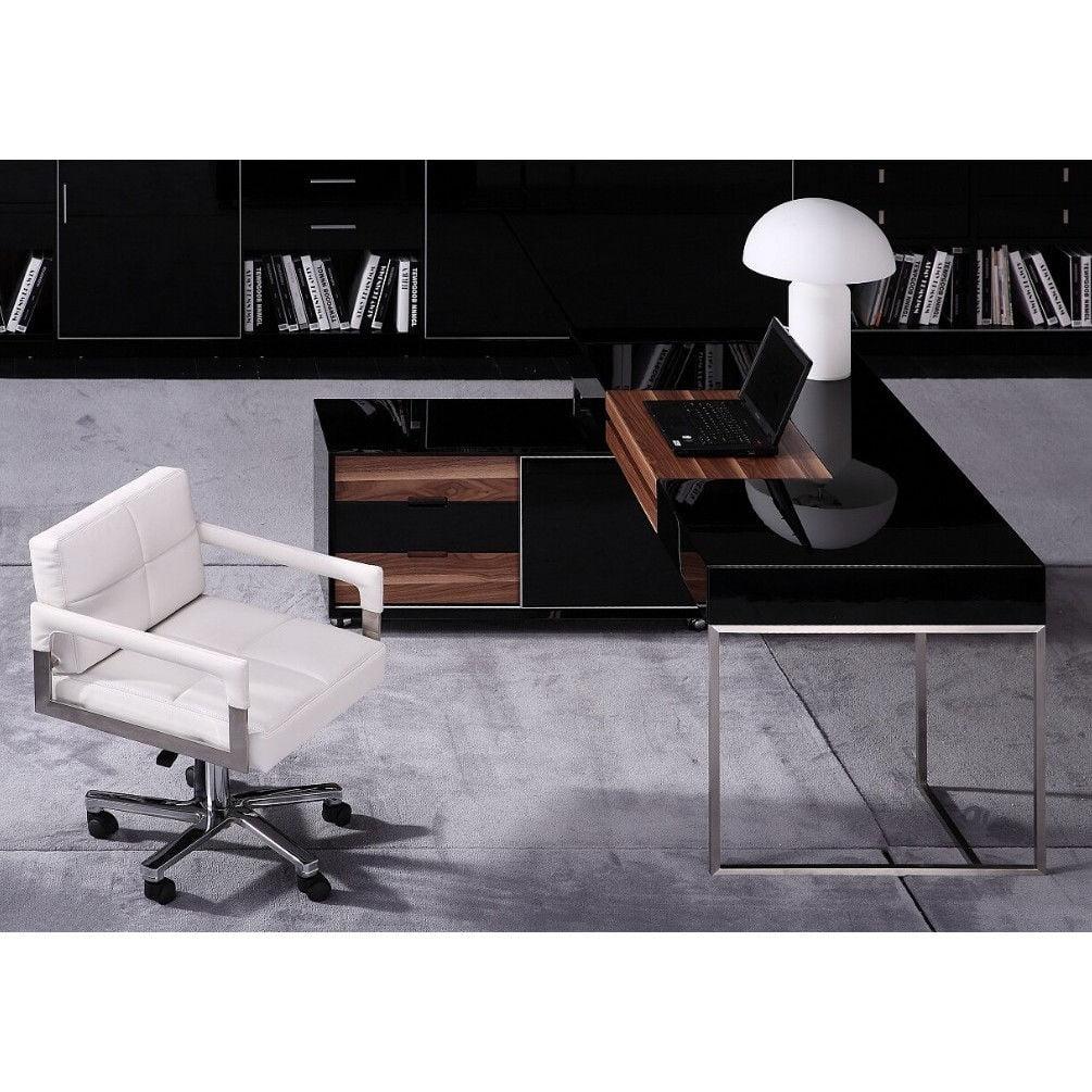 Vig Furniture Modrest Ezra Office Desk Walmart Com