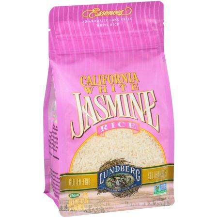 Lundberg California White Jasmine Rice  32 0 Oz