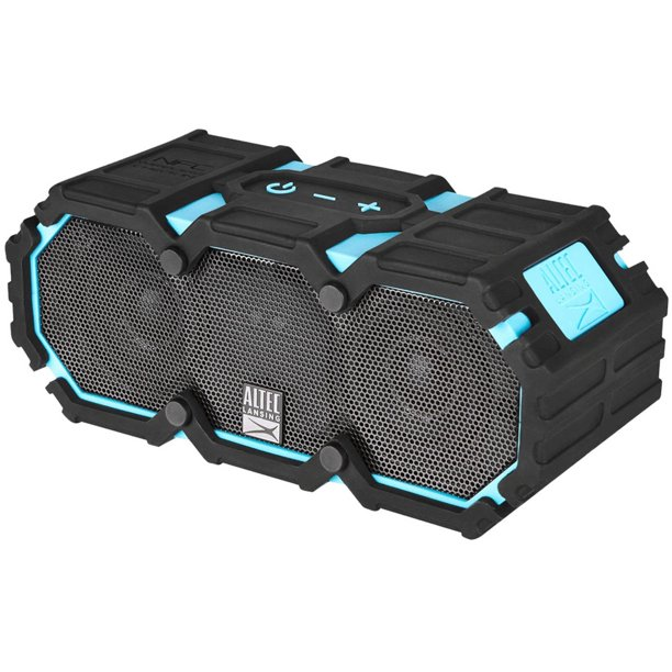 Altec Lansing iMW10 Lifejacket 10 Bluetooth Speaker, Blue