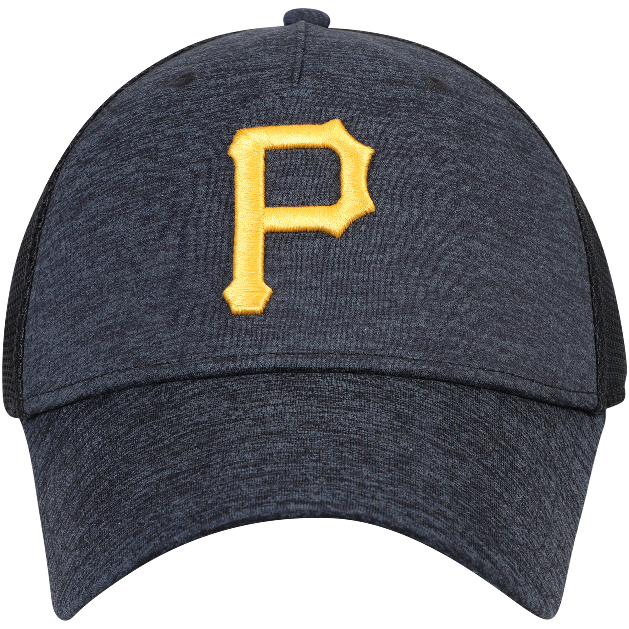 quality design b2134 f4ed0 Pittsburgh Pirates Under Armour Black Armour Twist Closer Trucker  Performance Adjustable Hat - OSFA - Walmart.com