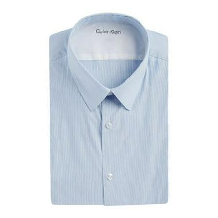 Slim Fit Micro Stripe Button-Down Shirt