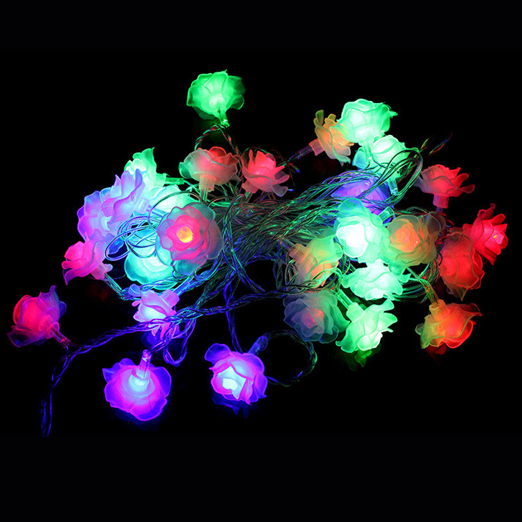 170 Inch LED Photo Clip Light String Christmas Wedding Festival Decorative Light