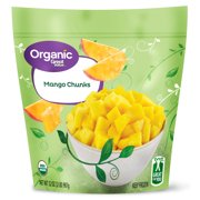 Great Value Organic Mango Chunks, 32 oz
