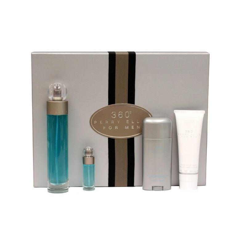 Perry Ellis 360 4 Pc. Gift Set ( Eau De Toilette Spray 3....
