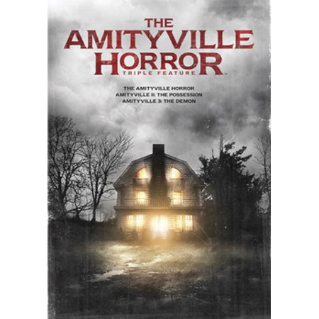 The Amityville Horror Trilogy (DVD) - Jack And Rod Show Halloween