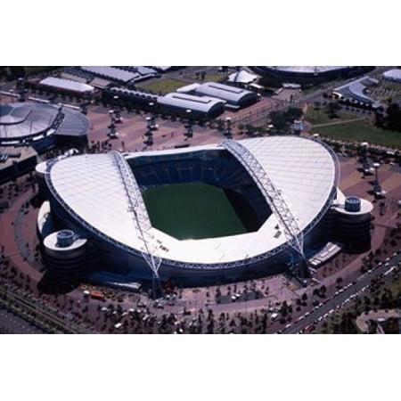Stadium Australia Olympic Park Sydney Australia Stretched Canvas - David Wall  DanitaDelimont (28 x - Sydney 2000 Olympic Pin