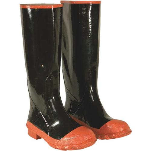 Custom Leathercraft R21007 Knee Rubber Boot