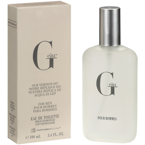 G Eau Fragrance, 3.4 fl oz