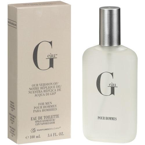 G Eau Fragrance, 3.4 fl oz
