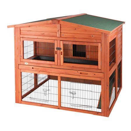 Trixie Pet Rabbit Hutch with Attic (XL)
