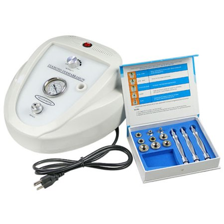 ZENY Pro Diamond Dermabrasion Microdermabrasion Safe Skin Peel Personal Home Use Beauty Machine (Suction power: