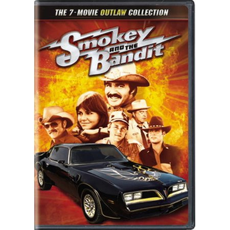 Smokey and the Bandit: The 7-Movie Outlaw Collection (DVD) - The Wet Bandits Halloween