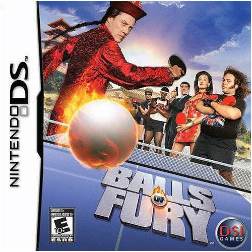 Balls Of Fury (DS) - Pre-Owned