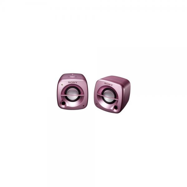 Sony SRSM50/PNK Compact, Stylish,Transportable Speaker (P...