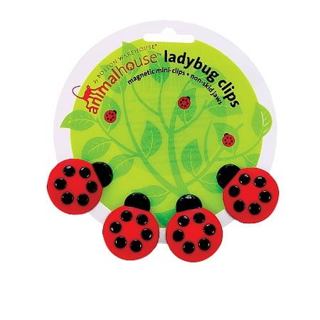 Ladybug Magnetic Mini Chip Clips Kitchen Tool Animal House Boston Warehouse Animal House Kitchen Tools