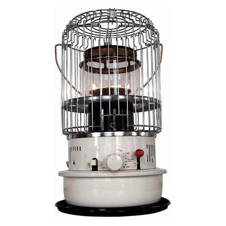 Dura Heat DH1051 Compact Convection Portable Indoor Kerosene Heater ...