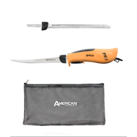 American Angler PRO Electric Fillet Knife, Two Blades, AEK-OB-RB-004-1
