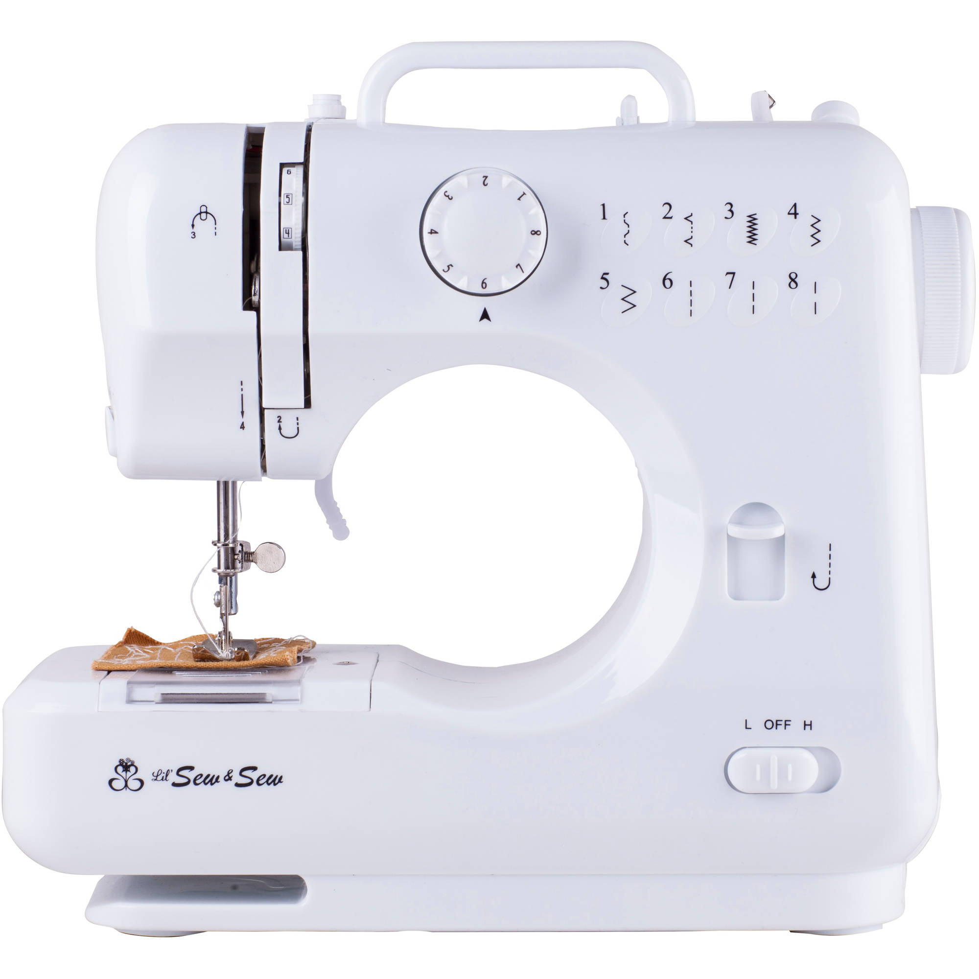 Michley 8-Stitch Desktop Sewing Machine