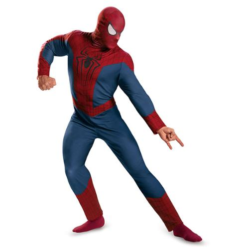 The Amazing Spider-Man 2 Adult / Teen Classic Costume