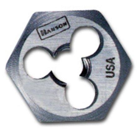 hanson han6633 high carbon steel hexagon 1