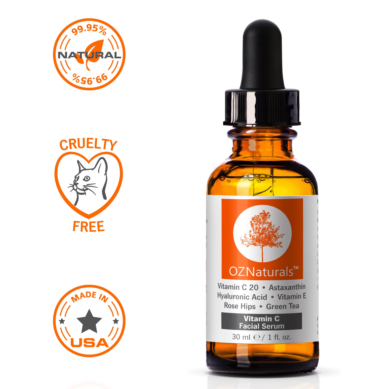 Vitamin C Facial Serum Safety Reviews