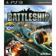 Activision Battleship (PS3) - Video Game