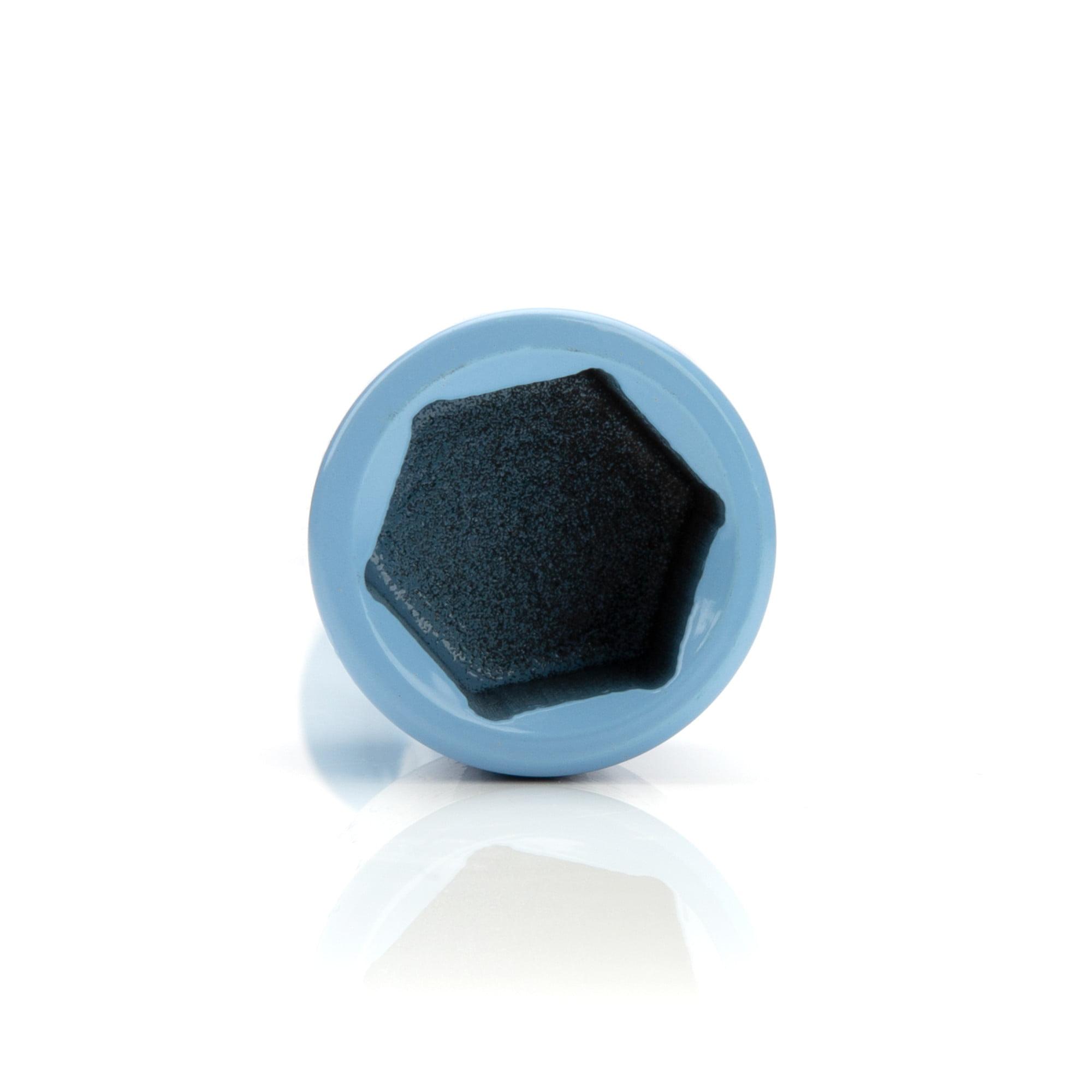 Sky Blue STEELMAN 50074 1//2-Inch Drive x 21mm 100 ft-lb Torque Stick