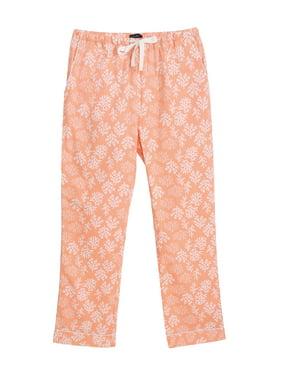 94f0f4728cf1a8 Product Image Twin Boat Women's 100% Cotton Poplin Lounge Pant