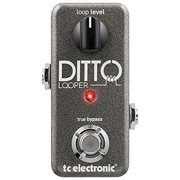 Best Looper Pedals - TC Electronic Guitar Ditto Looper Effects Pedal Review