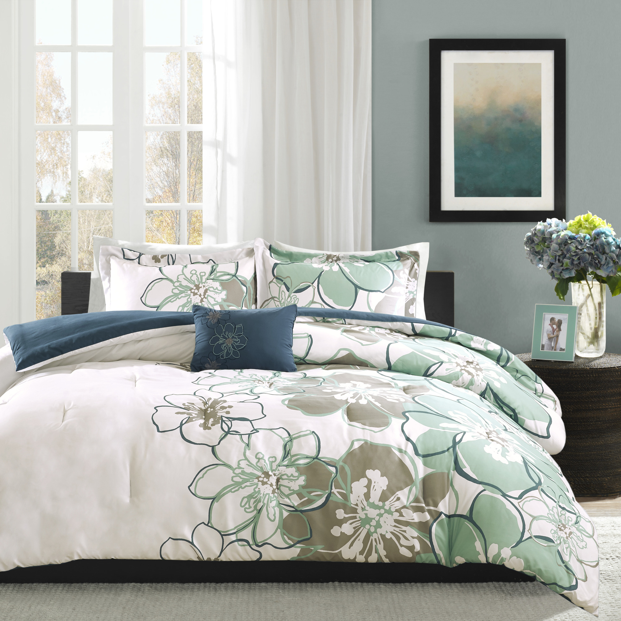 Home Essence Teen Kelly Printed Bedding Comforter Set