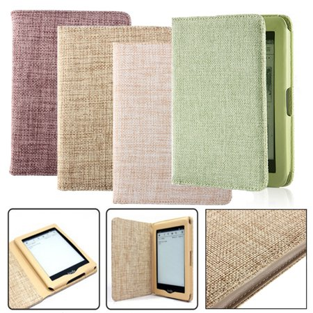 Amazon Kindle Paperwhite Case Canvas Folio Cover Dustproof Waterproof Protector Auto Sleep Smart Wake Up For Kindle Paperwhite