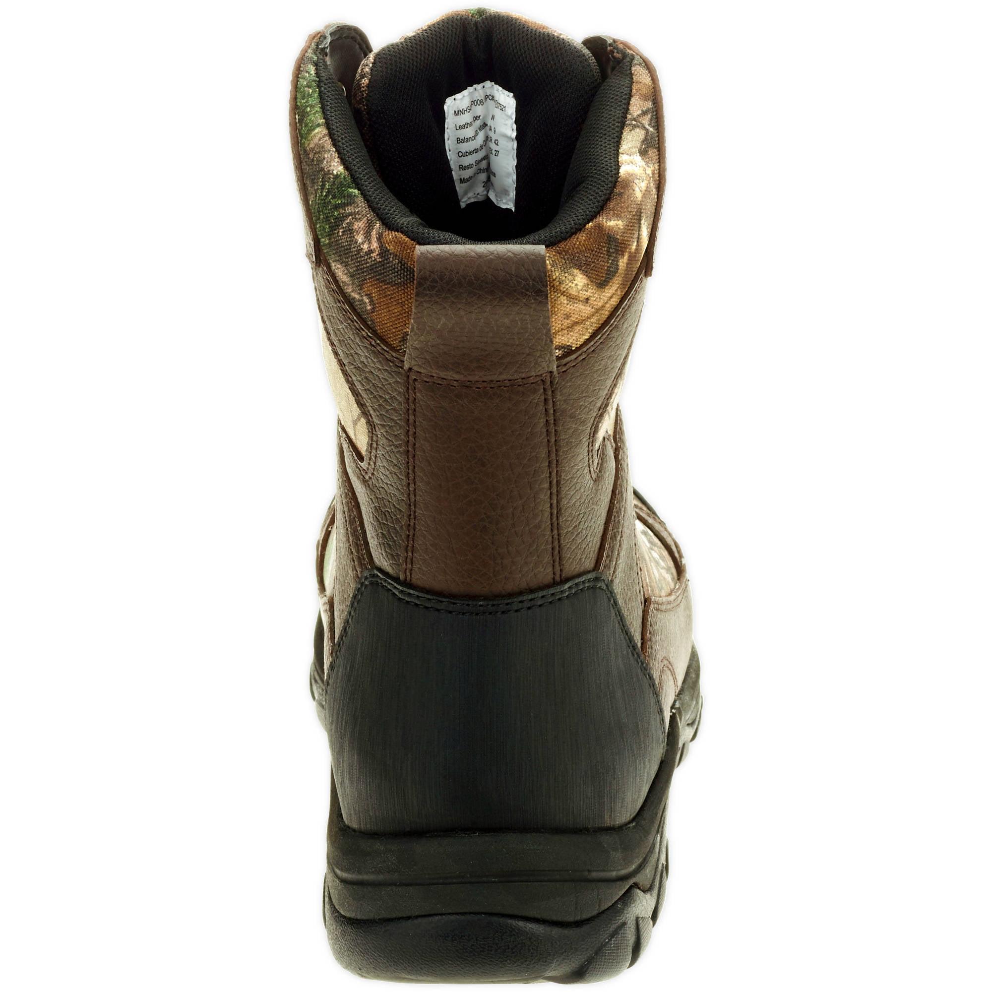 "Herman Surviviors Men's 8"" Camo Hunting Boot"