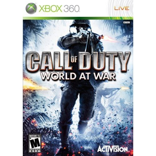Activision Call of Duty: World at War - Platinum Hits (Xbox 360)