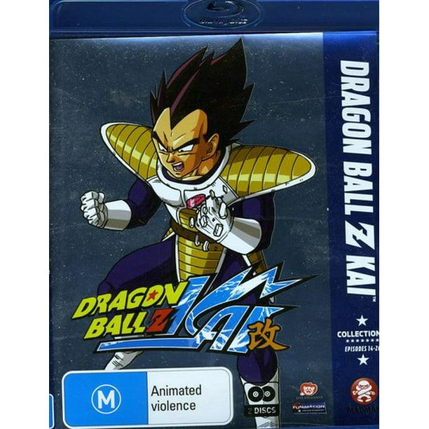 Dragon Ball Z Kai Collection 2 Blu-ray - Walmart.com ...