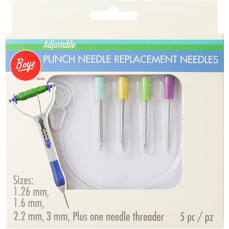 Boye Punch Needle Replacement-Set Of 4 (Cameo Punchneedle)