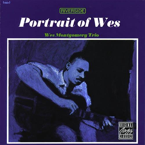 Portrait of Wes