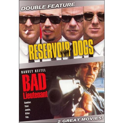 RESERVOIR DOGS/BAD LIEUTENANT (DVD) (DOUBLE FEATURE/WS/ENG/SPAN SUB/5.1&2.0