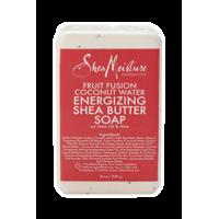 (2 pack) SheaMoisture Fruit Fusion Coconut Water Energizing Bar Soap, 8 oz