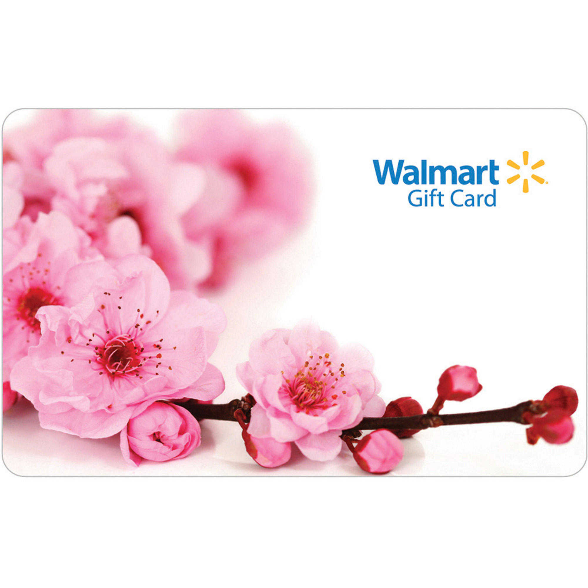 Cherry Blossom Gift Card