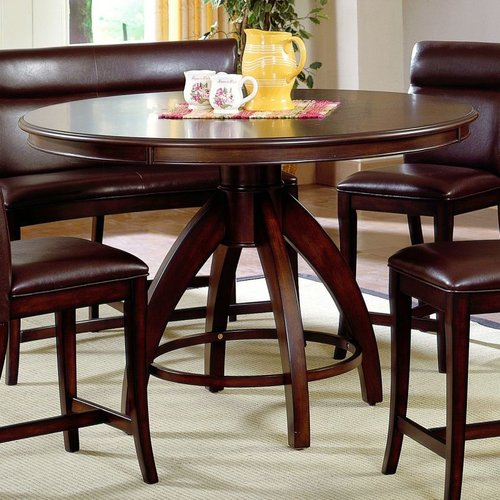 Hillsdale Furniture 4077DTBG Nottingham Round Counter Height Dining Table by Hillsdale Furniture