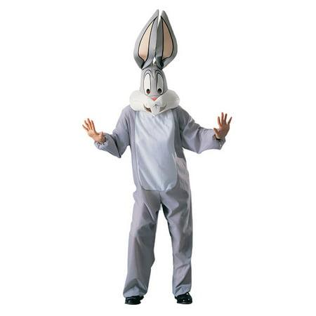 Bugs Bunny Mascot Costume Rubies 15558 - Bugs Bunny Halloween Makeup