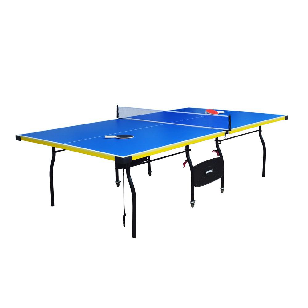 BlueWave Products Ping Pong NG2325B Bounce Back Ping Pong Table by Carmelli