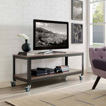 reputable site b3bc1 6eb5c Modway Vivify Tiered TV Stand