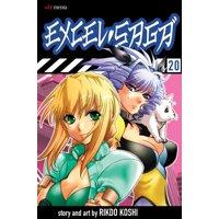 Excel Saga, Vol. 20
