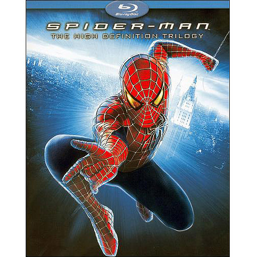 Spider-Man: The High Definition Trilogy (Blu-ray) (Anamorphic Widescreen)