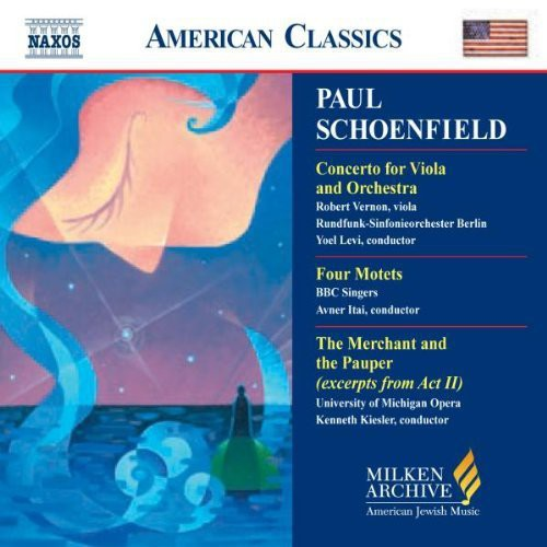 Milken Archive of American Jewish Music: Viola Cto