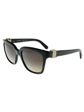 d75611a3611 Product Image Salvatore Ferragamo SF782S 001 Black Square Sunglasses