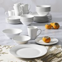 Deals on Gibson Home Everyday Round 40-Piece Dinnerware Set