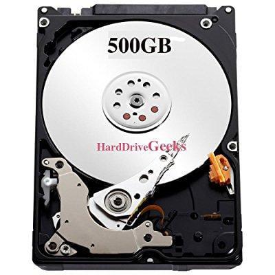 NEW 500GB 7200rpm 2.5 Laptop Hard Drive for Gateway CX262...